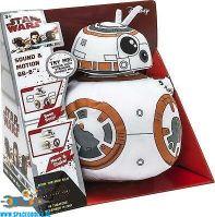 Star Wars pluche sound & Motion BB-8