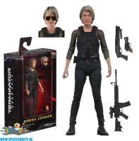 Amsterdam, toy, store, Terminator Dark Fate actiefiguur Sarah Connor.