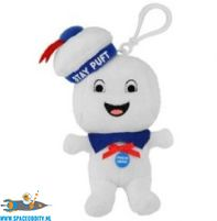 Ghostbusters pluche Stay Puft Marshmallow Man bag clip