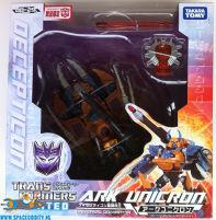 Transformers United Ark Unicron
