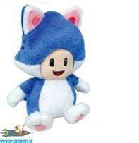 te koop-knuffel-geek-nintendo-amsterdam-Super Mario pluche Cat Toad
