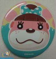Animal Crossing button Lottie