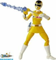 Power Rangers Lightning Collection actiefiguur In Space Yellow Ranger