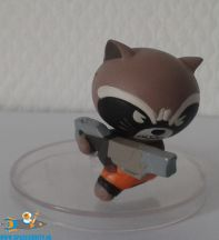 Marvel Kawaii art figure serie 2 Rocket Raccoon