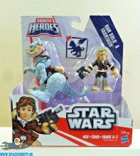 Star Wars Galactic Heroes Han Solo & Tauntaun