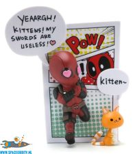 ​Deadpool mini egg attack figuur : Jump Out 4th Wall