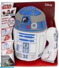 te koop-winkel-nederland-Star Wars pluche sound & Motion R2-D2