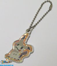 Pokemon Sun and Moon metal keychain serie 2 Mimikyu