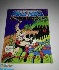 MOTU vintage Top Toys comic book