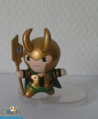 Marvel Kawaii art figure serie 2 Loki