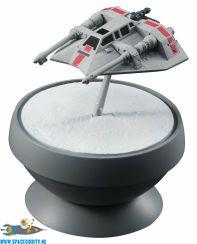 Star Wars Gashapla Q mini bouwpakket Snowspeeder