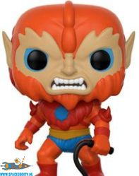 Pop! Television Master of the Universe Beast Man vinyl figuur