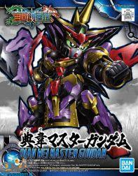 Amsterdam, anime, model kit, toy , store, Gundam Sangoku Soketsuden 26 Dian Wei Master Gundam