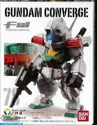 Gundam Converge 227 GM Command