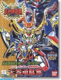 Gundam BB-158 Tenrei Gundam Kirahagane Gokusaii ver