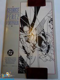 Batman DC Comics Portfolio George Perzez met 11 prints
