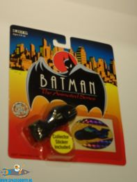 Batman The Animated Series die cast Batcycle