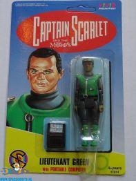 Captain Scarlet actiefiguur Lietenant Green (90s)