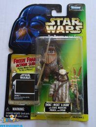 Star Wars actiefiguur Ewoks (POTF)