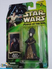 te koop, nederland, winkel, Star Wars actiefiguur Queen Amidala (POTJ)