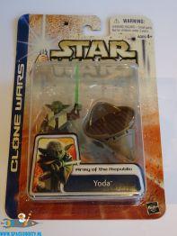te koop, winkel, nederland, Star Wars actiefiguur Yoda (Clone Wars)