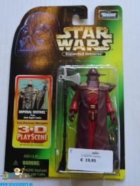 Star Wars Expanded Universe actiefiguur Imperial Sentinel