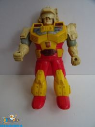 Transformers vintage G1 Pretenders Bumblebee