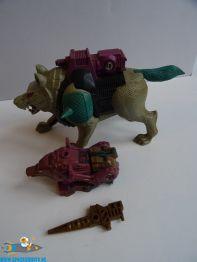 Transformers vintage G1 Pretenders Carnivac