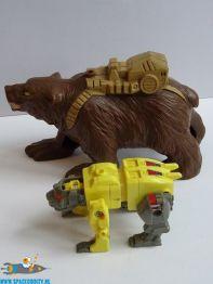 Transformers vintage G1 Pretenders Chainclaw