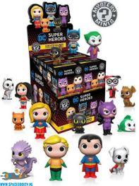 DC Heroes & Pets mystery mini blind box figuur.