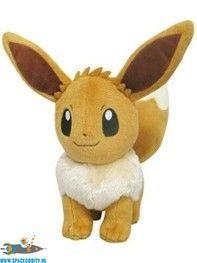 te koop, anime knuffel, nederland, Pokemon pluche All Star collection: Eevee (Female)