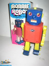 Robbie Robot vintage 70s toy Amsterdam toy store
