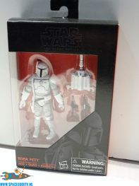 Star Wars The Black Series actiefiguur Boba Fett 10 cm