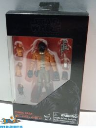 Star Wars The Black Series actiefiguur Ponda Baba 10 cm