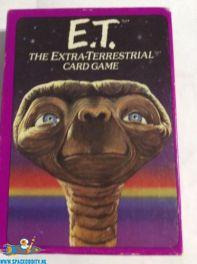 E.T. vintage card game