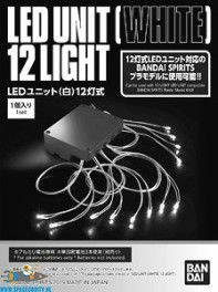 Gundam led unit 12 light (white)