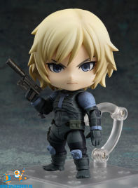 Amsterdam Netherlands action figures store Metal Gear Solid Nendoroid 538 Raiden