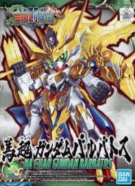 Gundam Sangoku Soketsuden 11 Ha Chao Gundam Barbatos