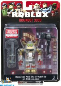 Roblox figuur  Brainbot 3000 van ongeveer 7 cm