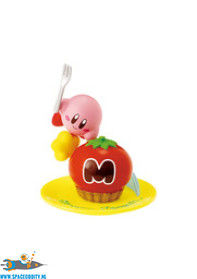 Kirby Re-Ment Tea time Kirby tomato cake