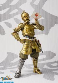 Star Wars Honyaku Karakuri C-3PO actiefiguur 18 cm