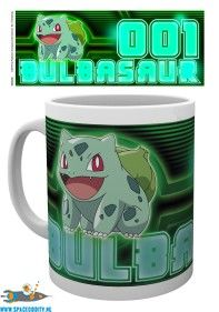 Pokemon beker / mok Bulbasaur #001