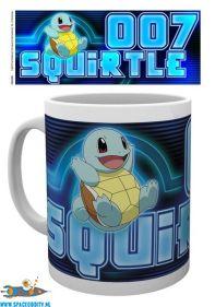 Pokemon beker / mok Squirtle #007