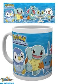 Pokemon beker / mok Water partners