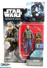 Amsterdam-toy-store-netherlands-Star Wars Rogue One actiefiguur Bodhi Rook