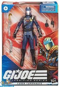 amsterdam-speelgoed-winkel-te-koop-G.I. Joe classified series actiefiguur Cobra Commander