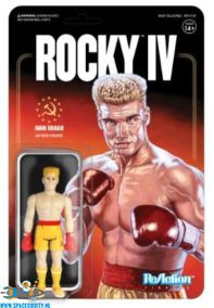 Rocky IV ReAction actiefiguur Ivan Drago