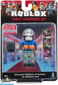 Roblox figuur Shred : Snowboard Boy