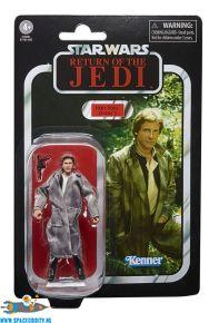 Star Wars The Vintage Collection actiefiguur Han Solo (endor)