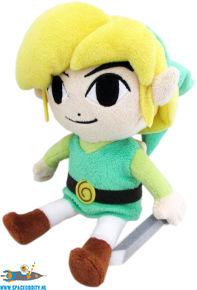 The Legend of Zelda pluche Link uit The Wind Waker HD
